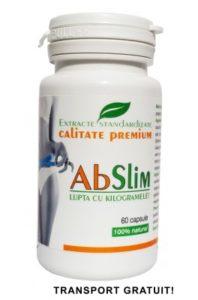 AbSlim - Capsula de Slabit