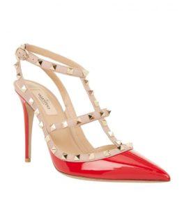 pantofi lacuiti valentino