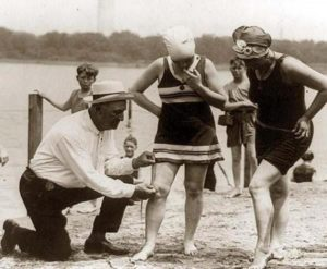 costume de baie 1940